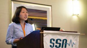Isabel Hong Presenting at SSA Annual Meeting