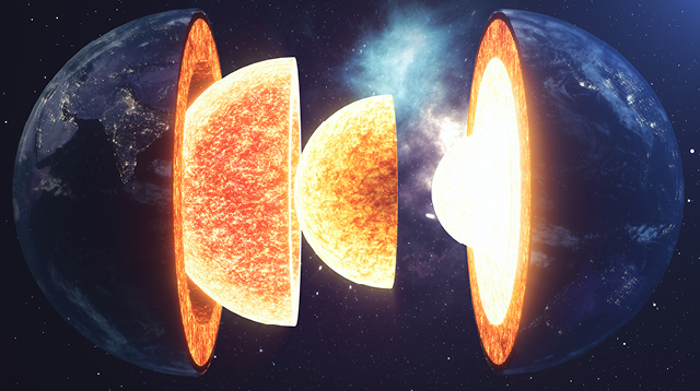 Earth Core for TSR