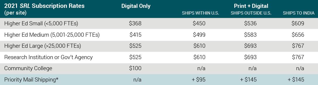 SRL-Subscription-Rates-2021