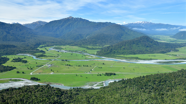 New Zealand's Alpine Fault