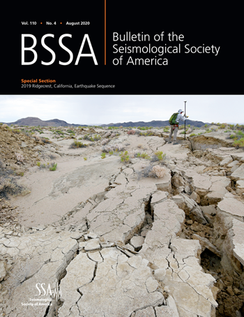 BSSA 110-4 cover