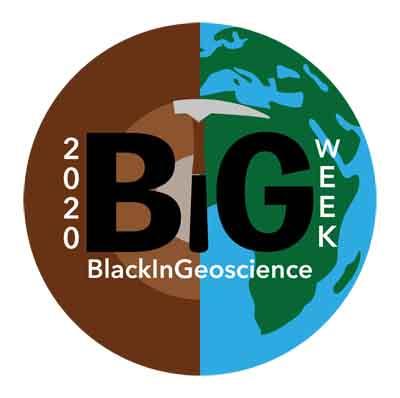 Black in Geoscience logo