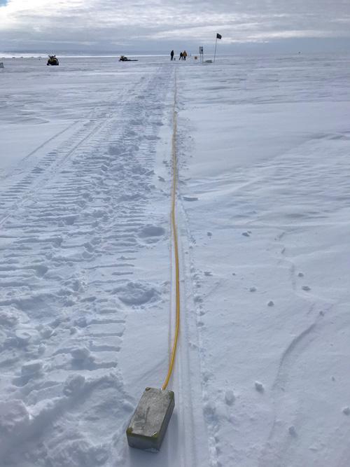 DAS in Antarctica