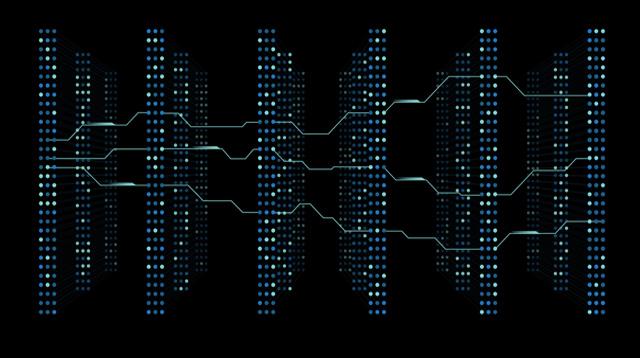 illustration of deep neural netowkrstra