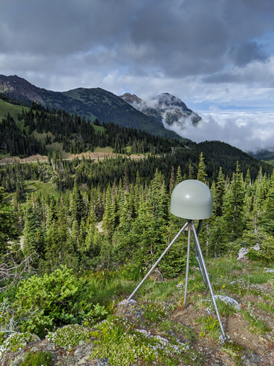GNSS station
