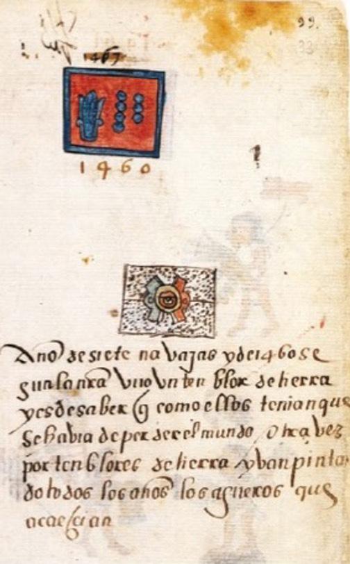 mexican earthquake codex